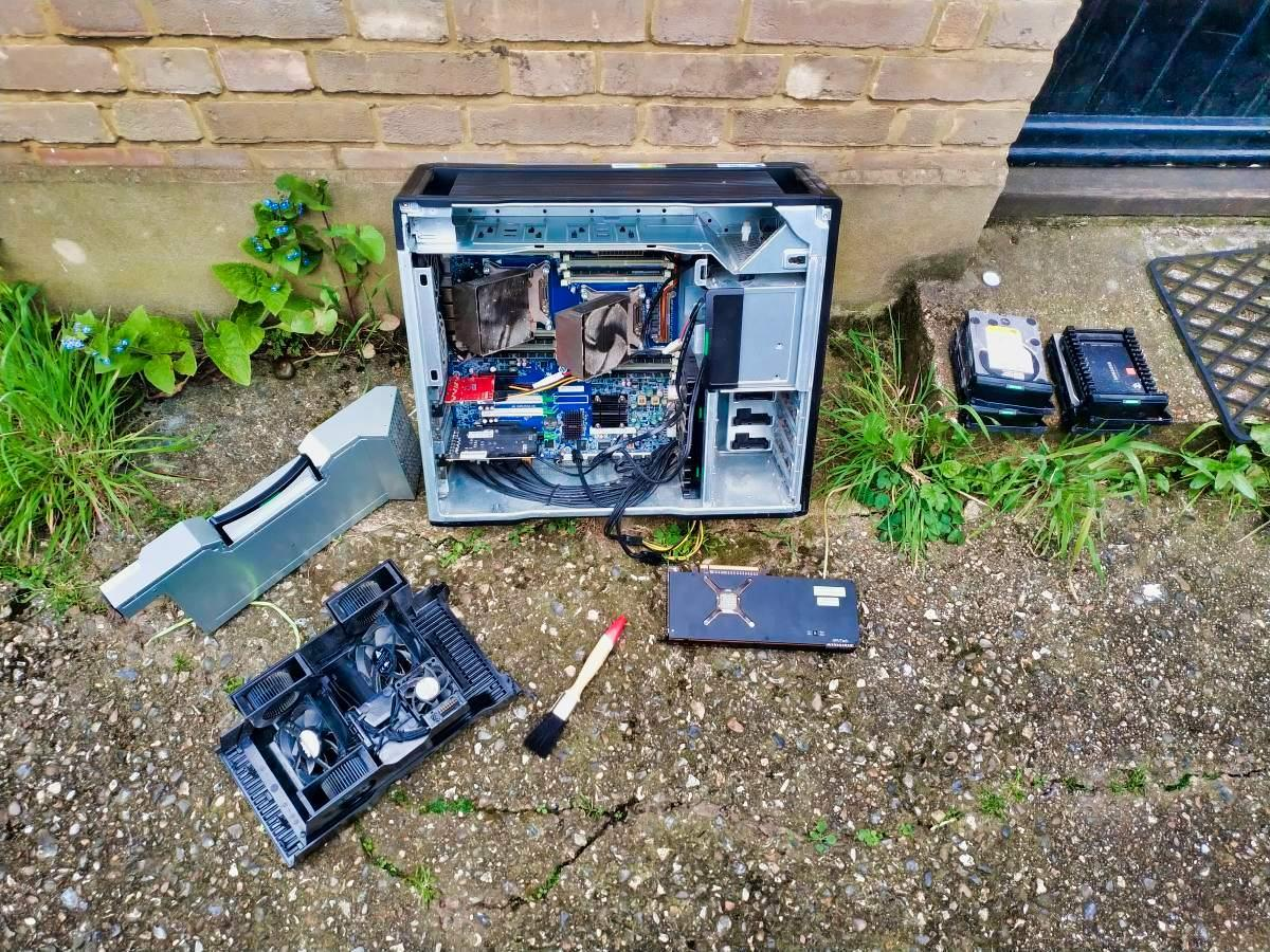 , Computer Repair – Kings Heath