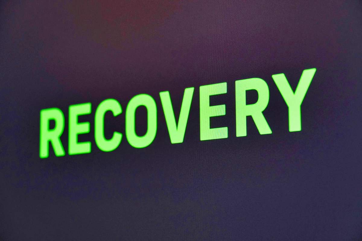 , Data Recovery – Yardley