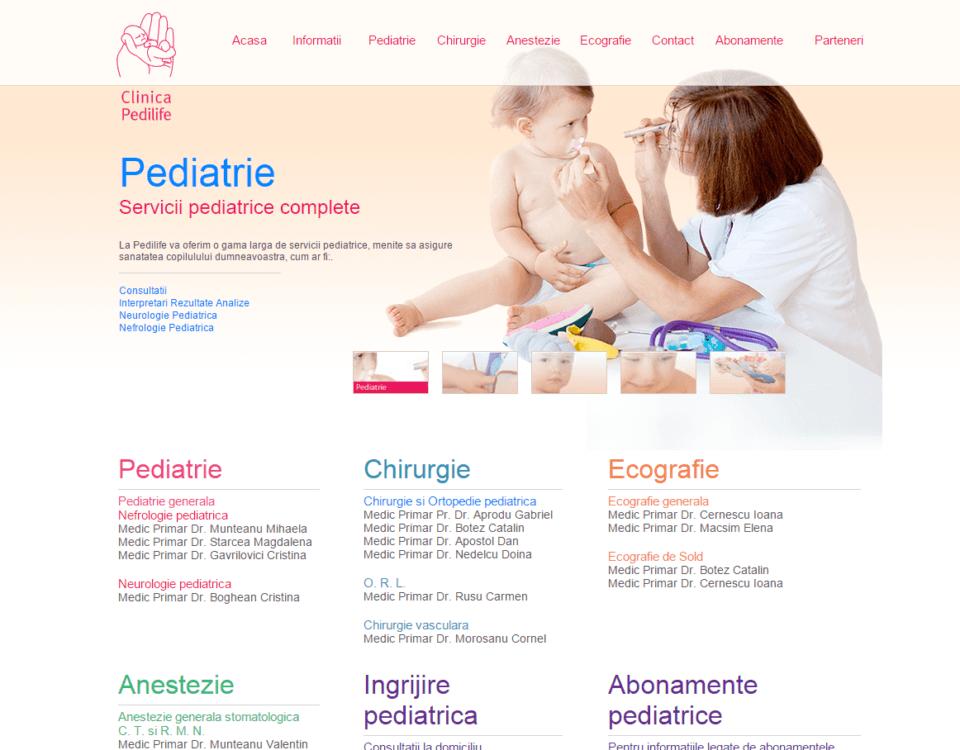 Pediatric Clinic Pedilife