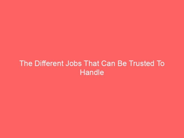 The Different Jobs That Can Be Trusted To Handle Computer Repairs 4